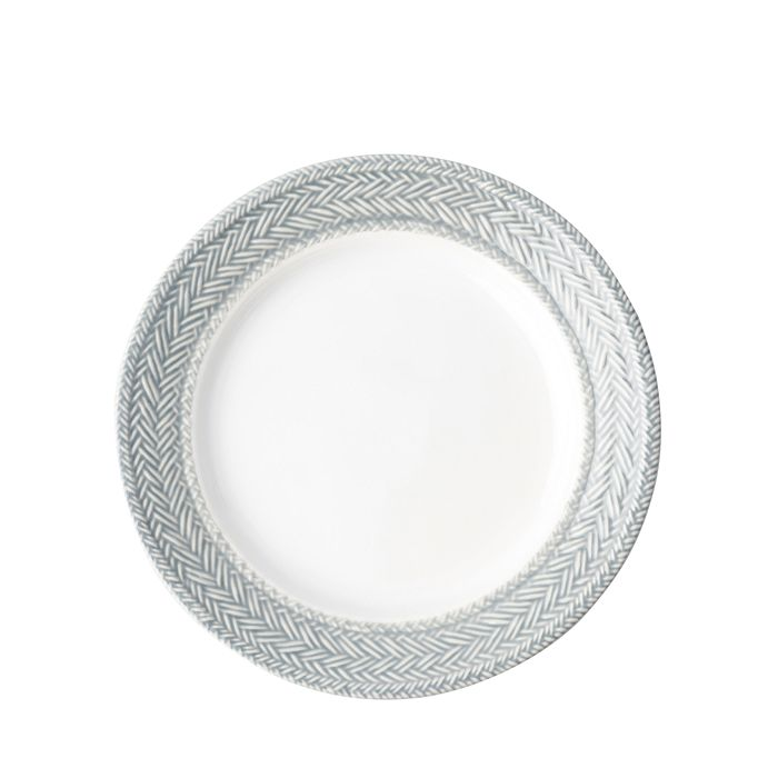 Juliska - Le Panier Grey Mist Dessert/Salad Plate