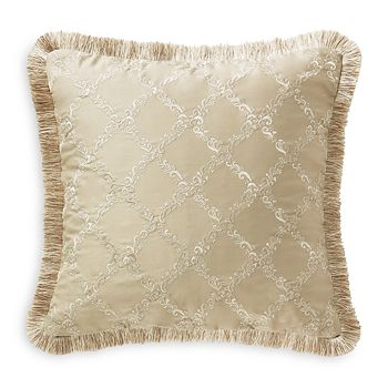 """Waterford - Annalise Decorative Pillow, 18"""" x 18"""""""