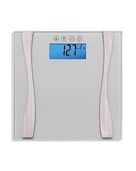 HoMedics -  Glass Scale & Body Analyzer - 100% Exclusive