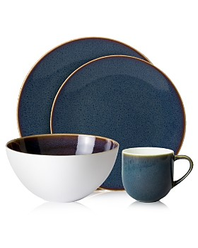 Royal Crown Derby - Art Glaze Dinnerware Collection