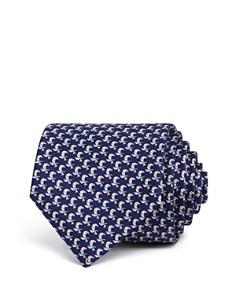 Salvatore Ferragamo Toucans Classic Tie - Bloomingdale's_0
