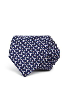 Salvatore Ferragamo - Toucans Classic Tie