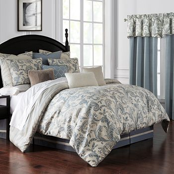 Waterford - Florence Comforter Set, Queen