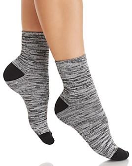HUE - Super Soft Cropped Socks