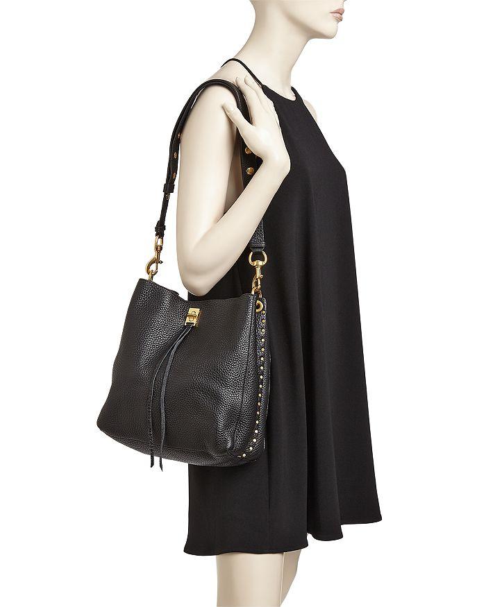 0ea03410465b72 Rebecca Minkoff Darren Leather Shoulder Bag | Bloomingdale's