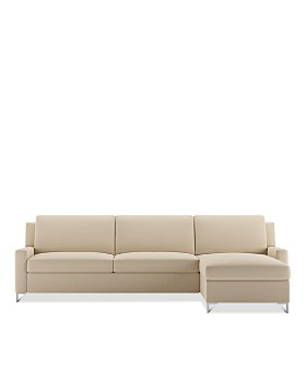 american leather bryson 2 piece sleeper sofa - American Leather Sleeper Sofa