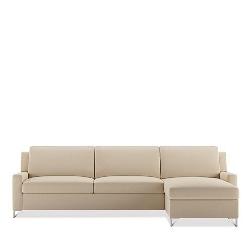 American Leather Bryson 2 Piece Sleeper Sofa Bloomingdale S