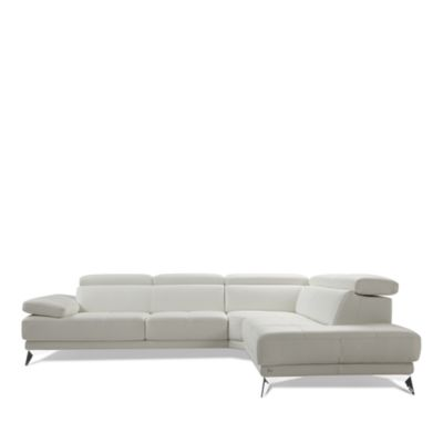 Lisbon 2-Piece Sectional - Right Arm Facing - 100% Exclusive