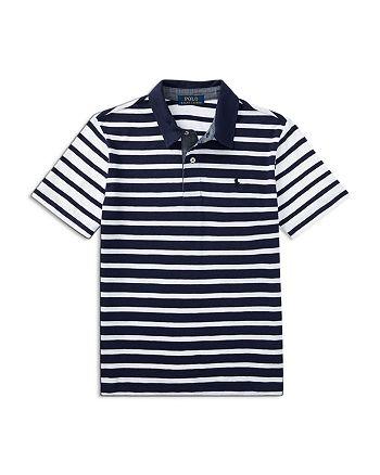 Ralph Lauren - Boys' Striped Polo Shirt - Big Kid