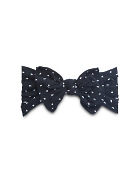 Baby Bling - Infant Girls' Dotted Bow Headband