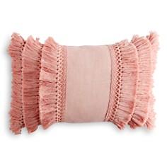 "Peri Home - Fringe Decorative Pillow, 12"" x 18"""