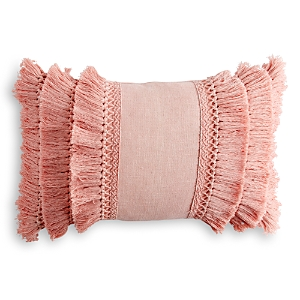 Peri Home Fringe Decorative Pillow, 12 x 18