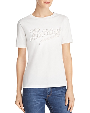 Boutique Moschino Holiday Tee