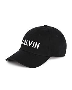 Calvin Klein Logo Twill Hat - Bloomingdale's_0