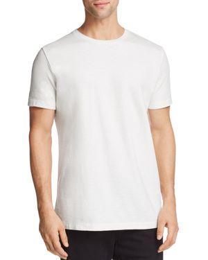 Double Eleven Sweatshirt Tee in White