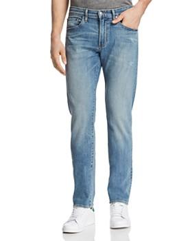 S.M.N Studio - Hunter Standard Slim Fit Jeans in Windsom - 100% Exclusive