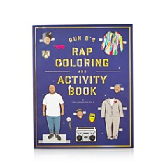 Chronicle Books Bun B's Rap Coloring and Activity Book - Bloomingdale's_0