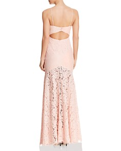 Fame and Partners - The Babe Lace Gown
