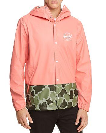 Herschel Supply Co. - Forecast Hooded Coach's Jacket