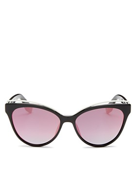 MARC JACOBS - Women's Mirrored Cat Eye Sunglasses, 54mm