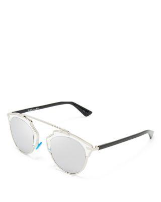 women s designer sunglasses bloomingdale s Ray-Ban Eyeglasses Frames Discount 48mm dior women s so real mirrored sunglasses 48mm