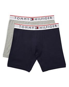 Tommy Hilfiger - Logo Boxer Briefs, Pack of 2