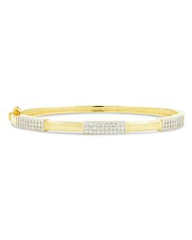 Freida Rothman - Radiance Bangle Bracelet