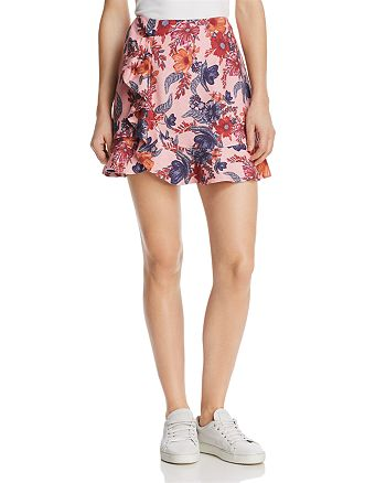 Finders Keepers - Rhapsody Mini Skirt