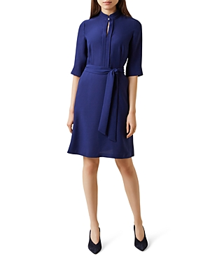 Hobbs London Lois Tie-Waist Dress - 100% Exclusive