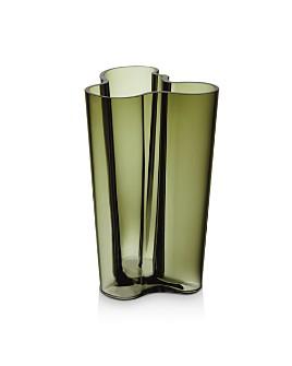 """Iittala - Aalto Finlandia 10"""" Vase"""