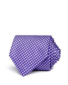 BOSS Geometric Neat Geometric Silk Classic Tie - Bloomingdale's_0