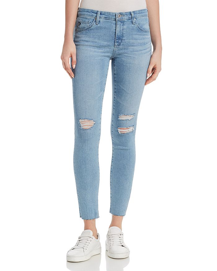 AG - Ankle Legging Jeans in Waterfront - 100% Exclusive