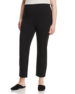 New Lysse Plus Macklin Cigarette Pants, Black