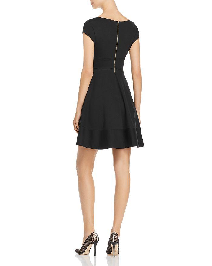 eec830826136 kate spade new york Fiorella Ponte Cap-Sleeve Dress   Bloomingdale's