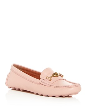 COACH - Women's Crosby Leather Loafer Drivers