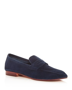 Kenneth Cole - Women's Dean Suede Penny Loafers