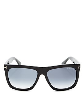 Tom Ford - Men's Morgan Flat Top Square Sunglasses, 55mm