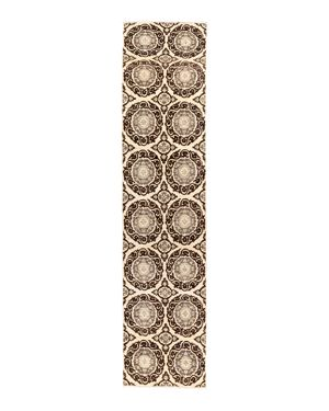Solo Rugs Abstract Runner Rug, 2'6 x 10'9