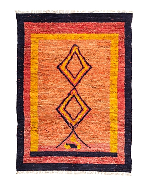 Solo Rugs Tribal Area Rug, 6'4 x 8'8