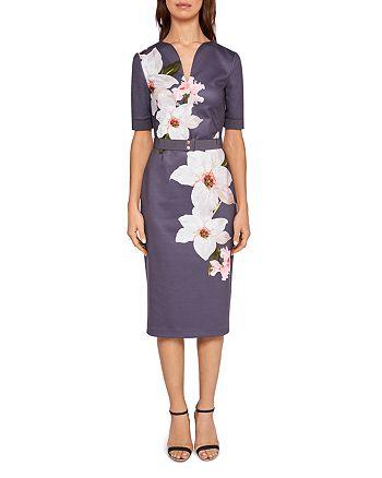 Ted Baker - Bisslee Chatsworth Sheath Dress