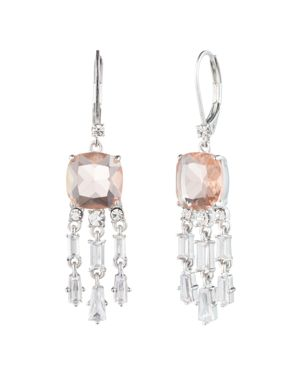 Carolee Mini Chandelier Drop Earrings