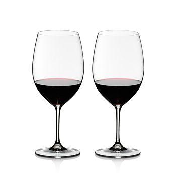 Riedel - Vinum Bordeaux Wine Glass, Set of 2