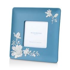 """Wedgwood - Magnolia Blossom Frame, 4"""" x 4"""""""