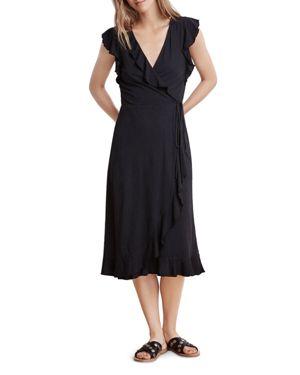 Velvet by Graham & Spencer Sedona Ruffled Wrap Dress 2867054