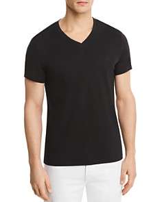 Burberry Jadford V-Neck Tee - Bloomingdale's_0