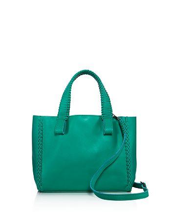 Callista - Grace Loop Mini Leather Tote