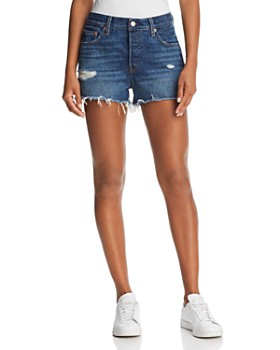 Levi's - 501® Denim Shorts in Silverlake