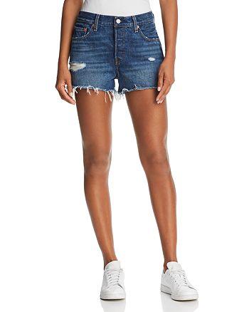 Levi's - 501® Denim Shorts in Silverlake