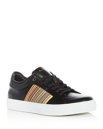 Paul Smith - Men's Ivo Leather Lace Up Sneakers