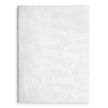 Anne de Solene - Wisteria Fitted Sheet, King